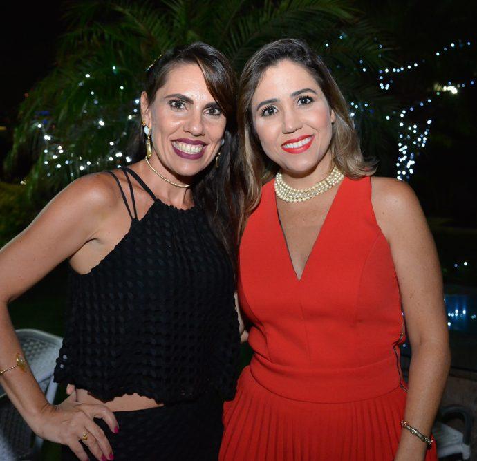 Rossana Romcy E Alzira Barreira