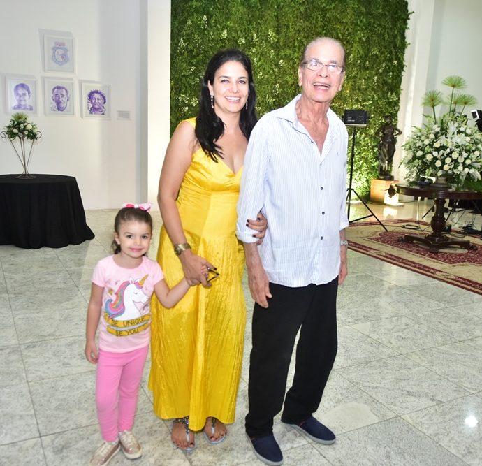 Sabrina, Andrea E Roberto Gaspar