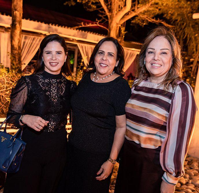 Sabrina Castro, Liana Fiuza E Marcia Castro