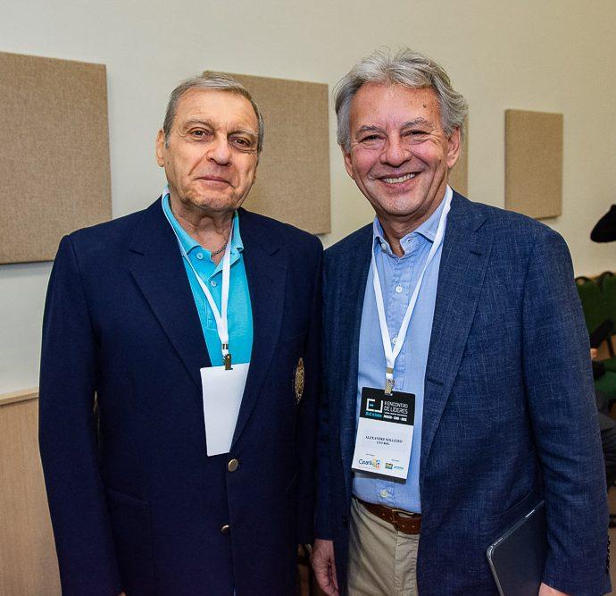Salvador Saladini E Alexandre Solleiro