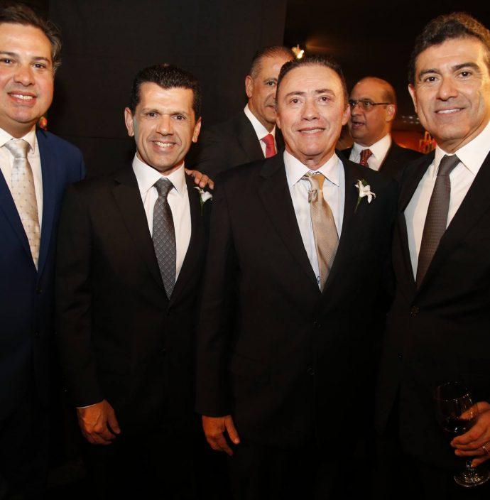 Samuel Dias, Erick Vasconcelos, Darlan Leite E Alexandre Pereira