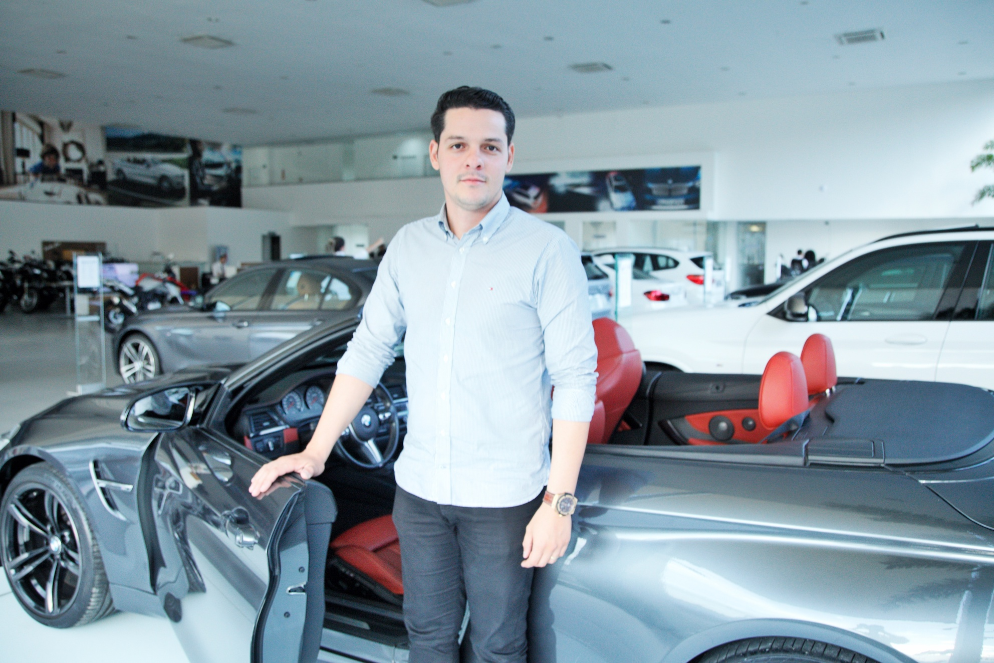 Haus Motors BMW promove Black Friday neste sábado