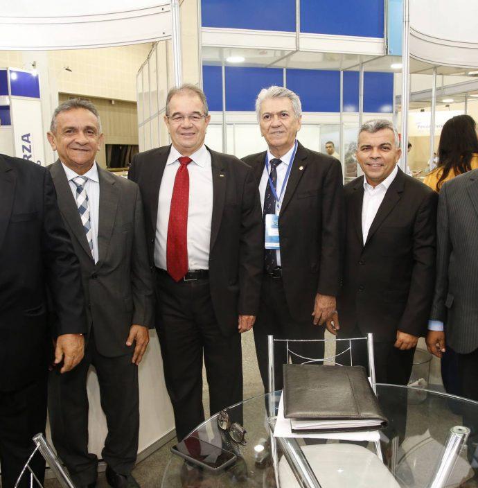 Sebastiao Segundo, Ivo Lopes, Eudo Laranjeira, Clovis Nogueira, Antonio Marcos E Humberto Lopes