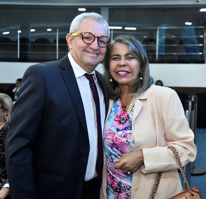 Selma Cabral E Lourenço Da Mata