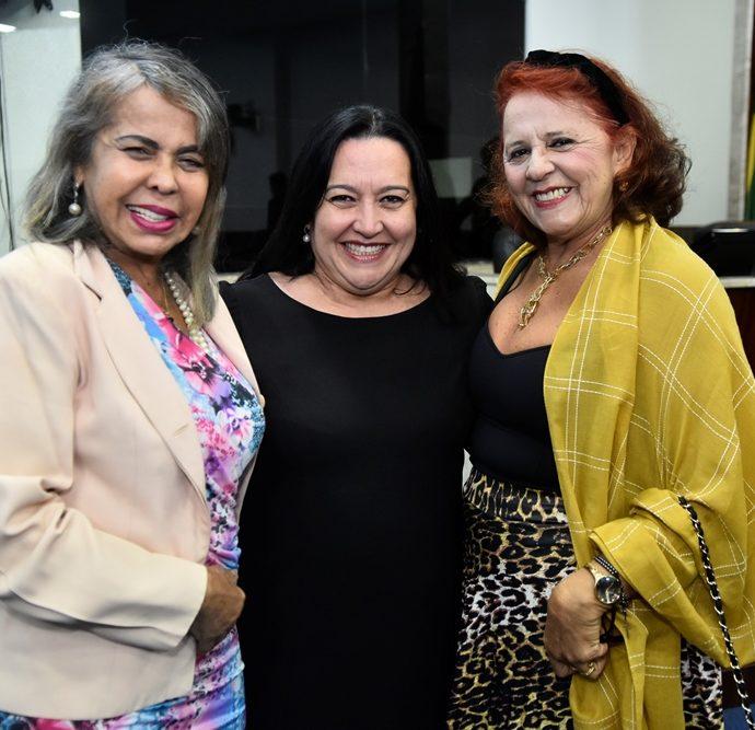 Selma Cabral, Norma Zélia, Fatima Duarte