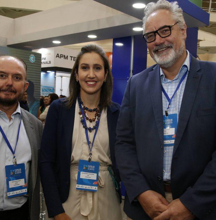 Sergio Cavalcante, Alessandra Grangeiro E Cornelius Hulst
