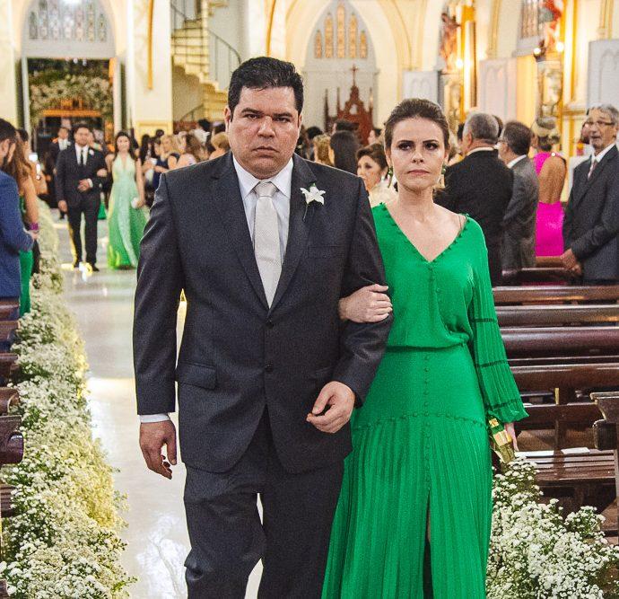 Sergio Cordeiro E Samia Gondim