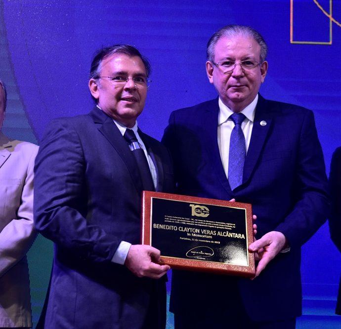 Sérgio De Sousa Alcantara, Ricardo Cavalcante