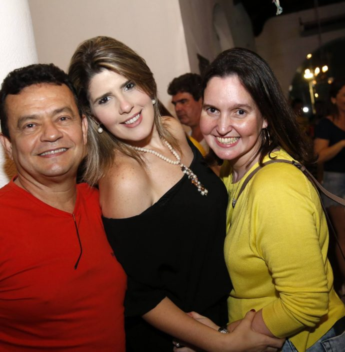 Sergio Fontenele, Fernanda Aguiar E Georgia Dunkan