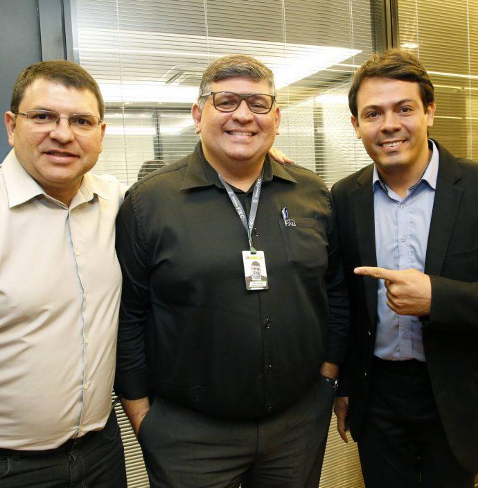 Sergio Lopes, Paulo Nobrega E Mario Rubens
