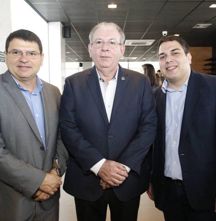 Sergio Lopes, Ricardo Cavalcante E Darlan Noreira