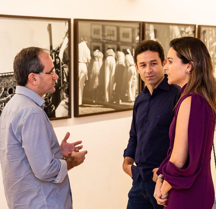 Sergio Rezende, Ana Cristina Colaco E Edson Ronald