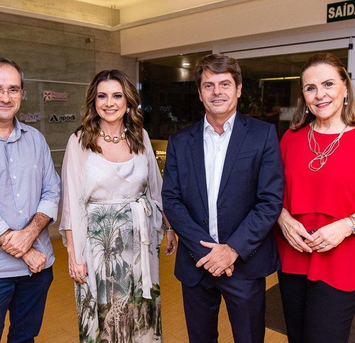 Sergio Rezende, Emilia Buarque, Pistalo E Beatriz Fiuza