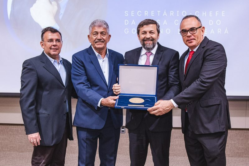 Sergio Veras, Lelio Matias, Elcio Batista E Elano Guilherme