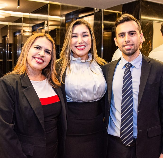 Shirlei Lima, Cristiane Landim E Luan Lima