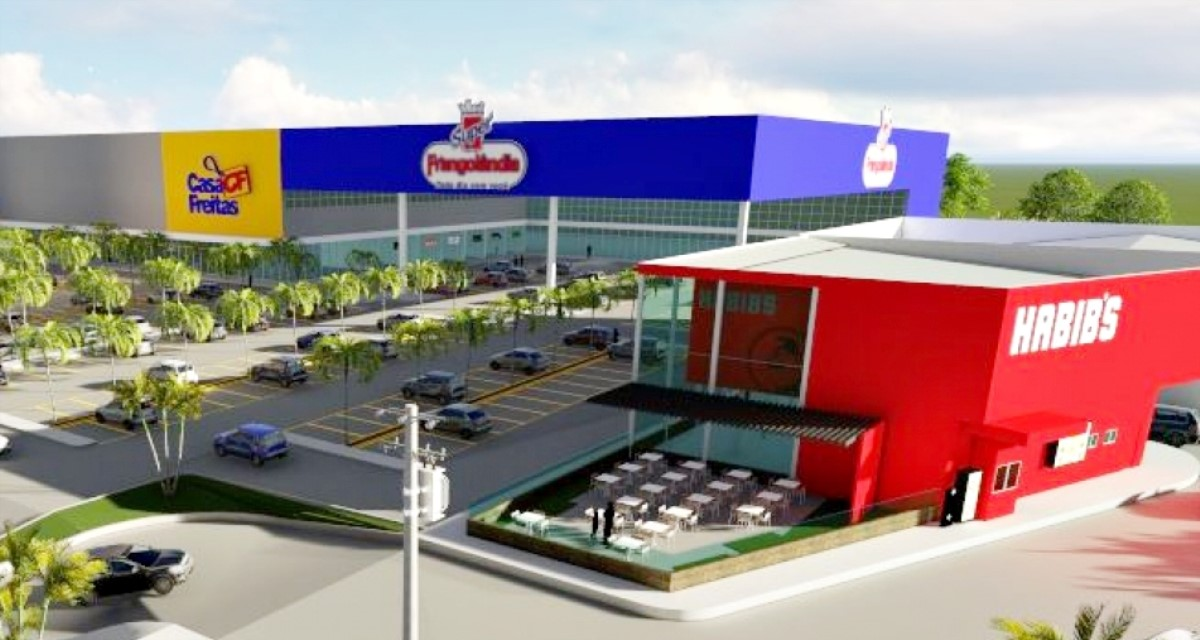 Ceará amplia sua rede de shoppings em 2020