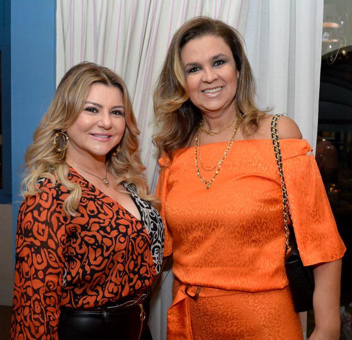 Silvana Guimarães E Georgia Duarte