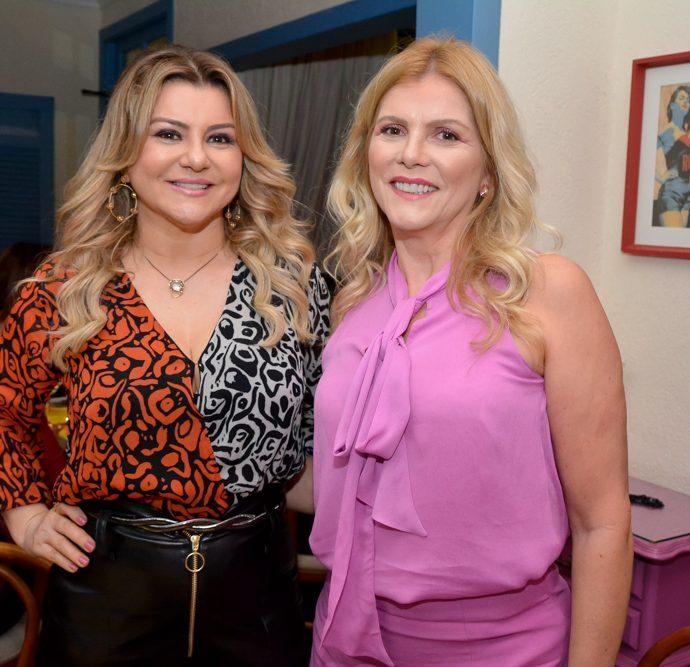 Silvana Guimarães E Marcia Studart