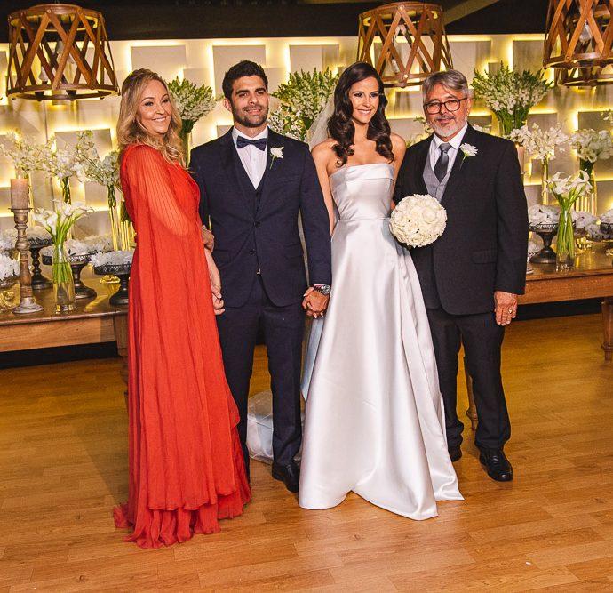 Silvia Vasconcelos, Eliseu Becco, Mariana Vasconcelos E Vanderlan Vasconcelos