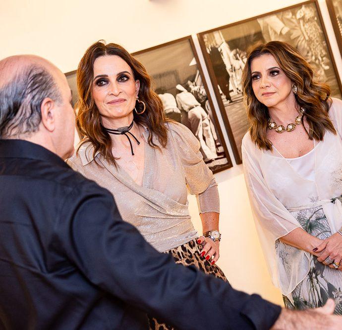 Silvio Frota, Andrea Natal E Emilia Buarque