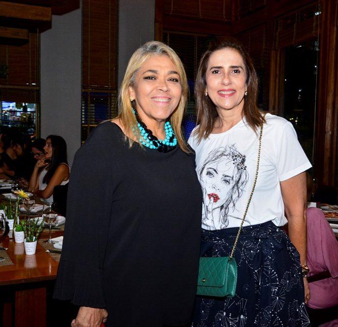 Simone Mello E Inez Claudia