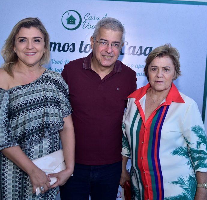 Simone Morais, Paulo Cesar Norões, Lucila Norões