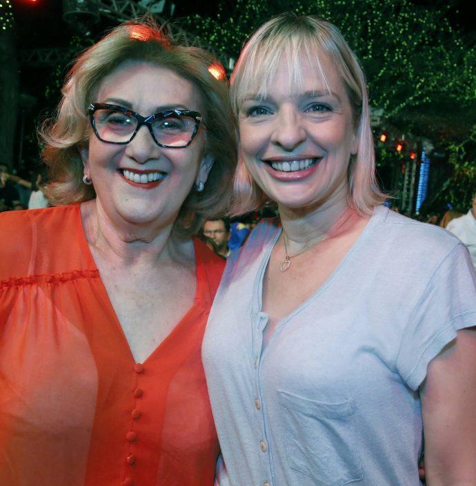 Socorro Franca E Paola Braga