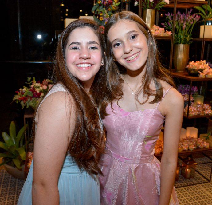 Sofia De Aquino E Carolina Araujo