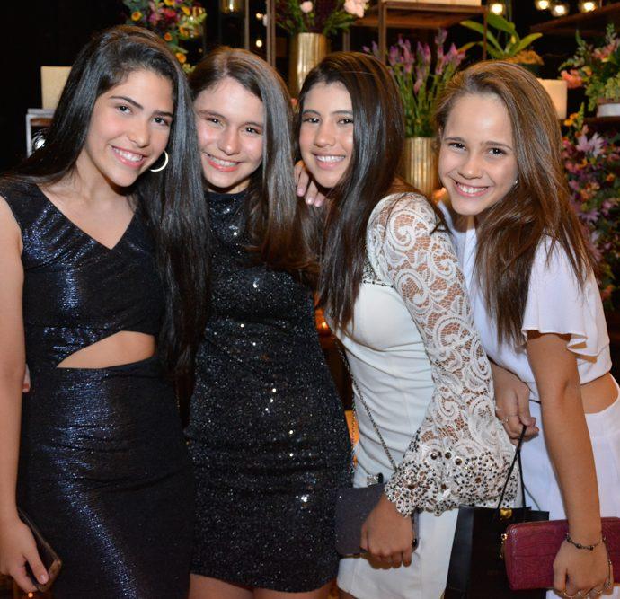 Sofia Melo, Lia Girão, Ana Beatriz E Ana Sofia Mota