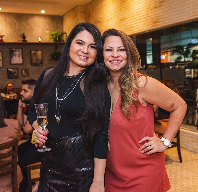 Stefany Miranda E Valesca Henrique