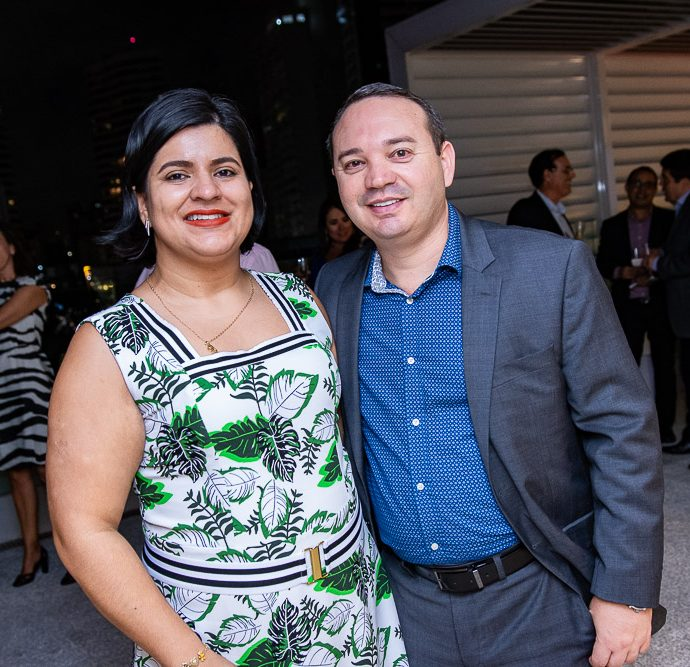 Sthefany Muniz E Marcos Mourao