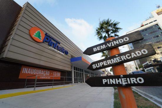Supermercado Pinheiro Divulgação 550x367