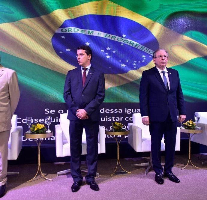 Taaso Jereissati, André Siqueira, Ricardo Cavalcante, Elcio Batista,