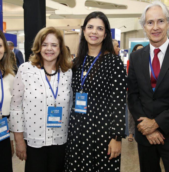 Tais Bertozo, Roseane Medeiros, Ana Karina E Marcos Pompeu