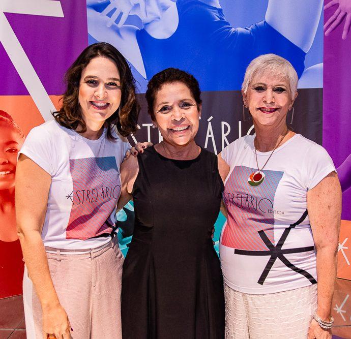 Talita Bezerra, Dora Andrade E Olga Leite Barbosa