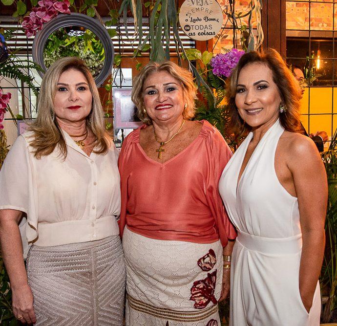 Tania Albuquerque, Vera Costa E Ivanilde Andrade