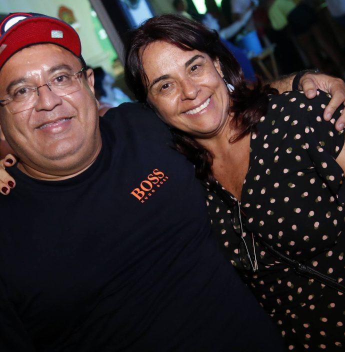 Tarcisio Junior E Cibele Nogueira