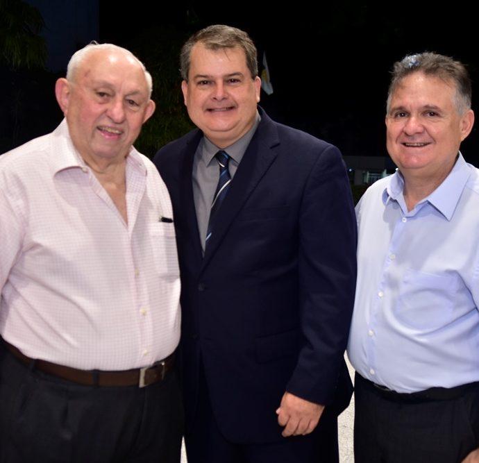 Tarquinio Prisco, Waldyr Diogo Neto, Eugenio Diogo