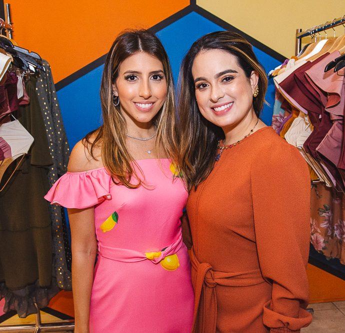 Tayra Romcy E Marcella Medina
