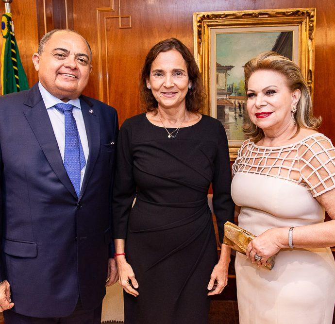 Teodoro Silva, Izolda Cela E Iracema Do Vale