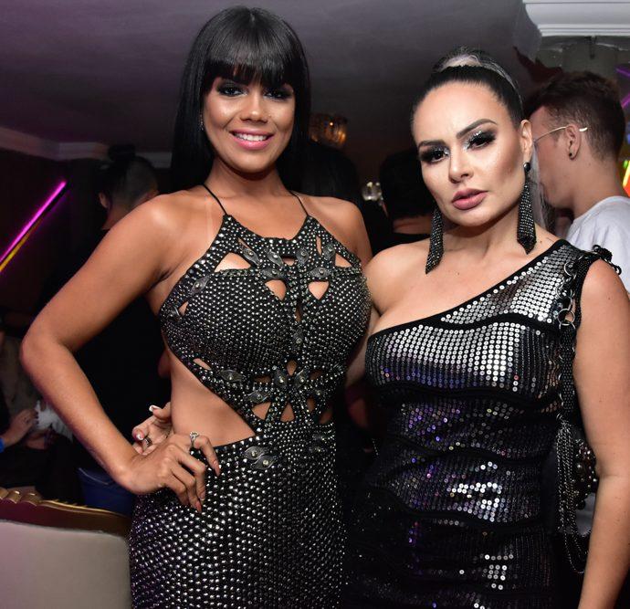 Theila Sabrina E Fernanda Pascoal