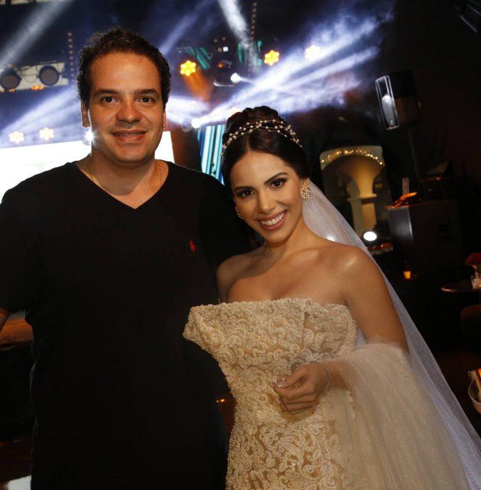 Thiago Holanda E Nicole Vasconcelos
