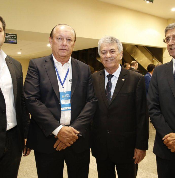 Tiago E Rafael Leal, Clovis Nogueira E Orlando Kerpen