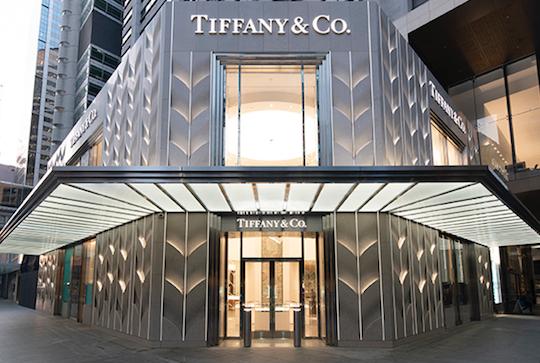 Grupo LVMH anuncia a aquisição da Tiffany por US$ 16,2 bilhões