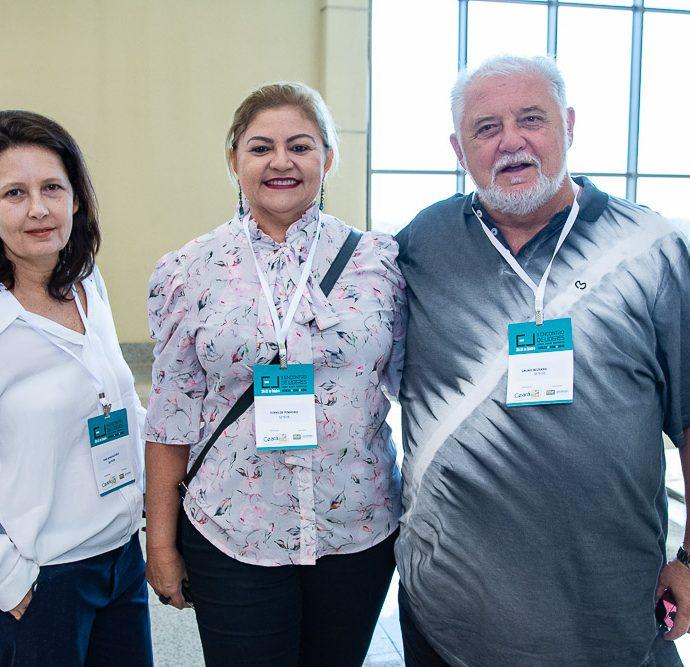 Tina Magalhaes, Ivanilde Pinheiro E Lauro Bezerra