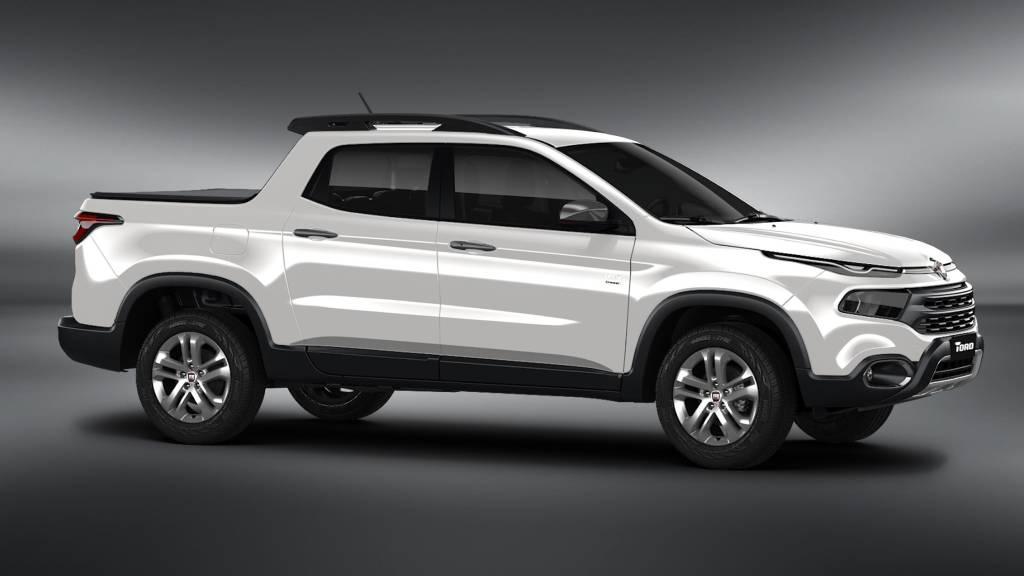 Fiat Toro apresenta novidades para a versão 2020