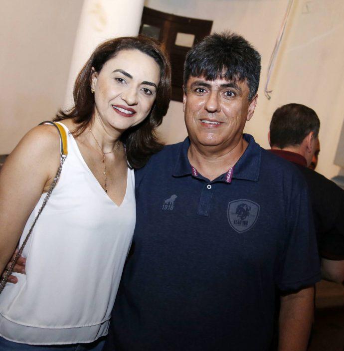 Tricia Cunha E Mauricio Guimaraes