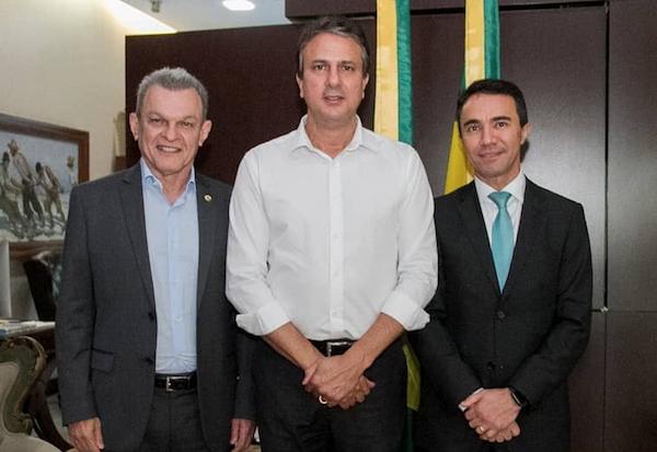 José Sarto destaca fortalecimento do Ministério Público do Ceará