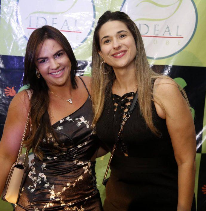 Val Pinheiro E Luciana Figueiredo