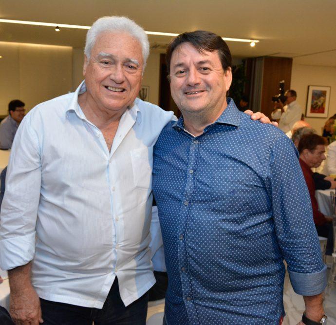 Valdyr Diogo E Benigno Junior